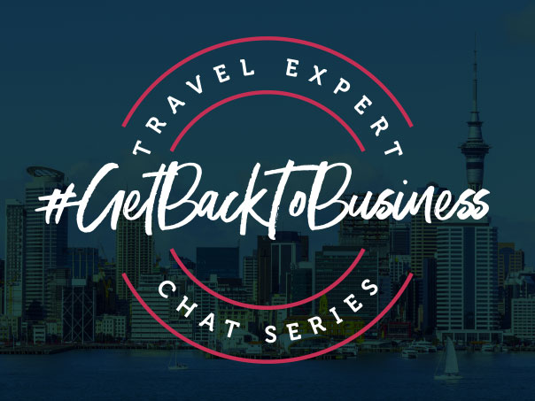 Travel Expert Chat Series