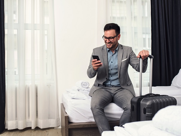 Accommodation essentials for business travellers